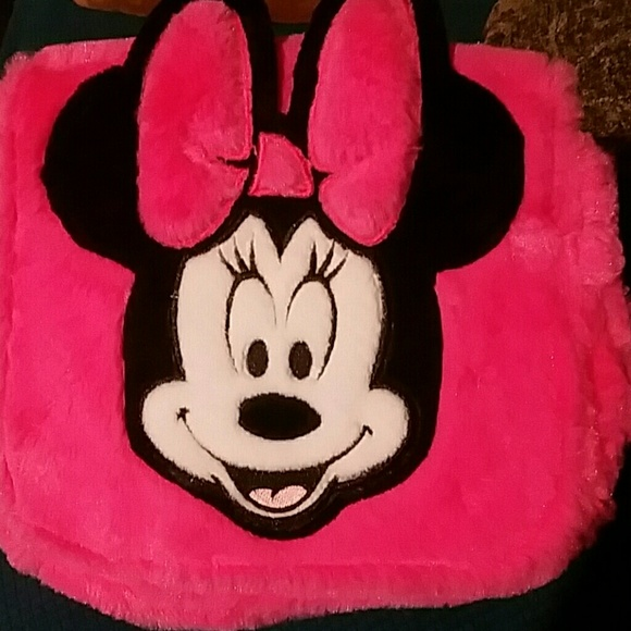 Disney Other - Minnie Mouse backpack